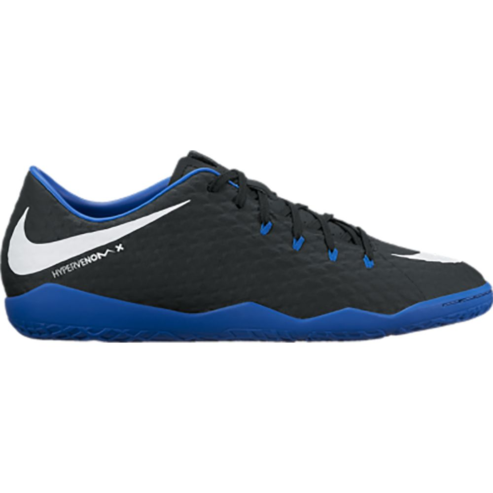 Ruina proporcionar barbería  Nike - Hypervenom Phelon III IC Football Shoe Men black blue at Sport Bittl  Shop