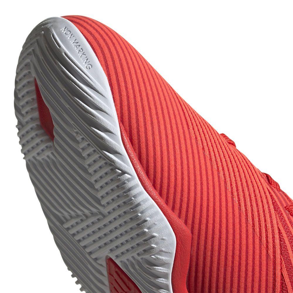 adidas Nemeziz 19.3 IN Football Shoes Men active red silver metallic solar red