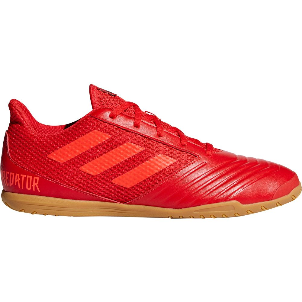 adidas Predator 19.4 In Sala Fußballschuhe Herren active red solar red core black