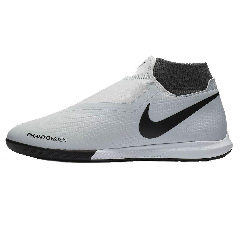 Nike Phantom Vision Academy Dynamic Fit IC Soccer Shoes Men volt white volt