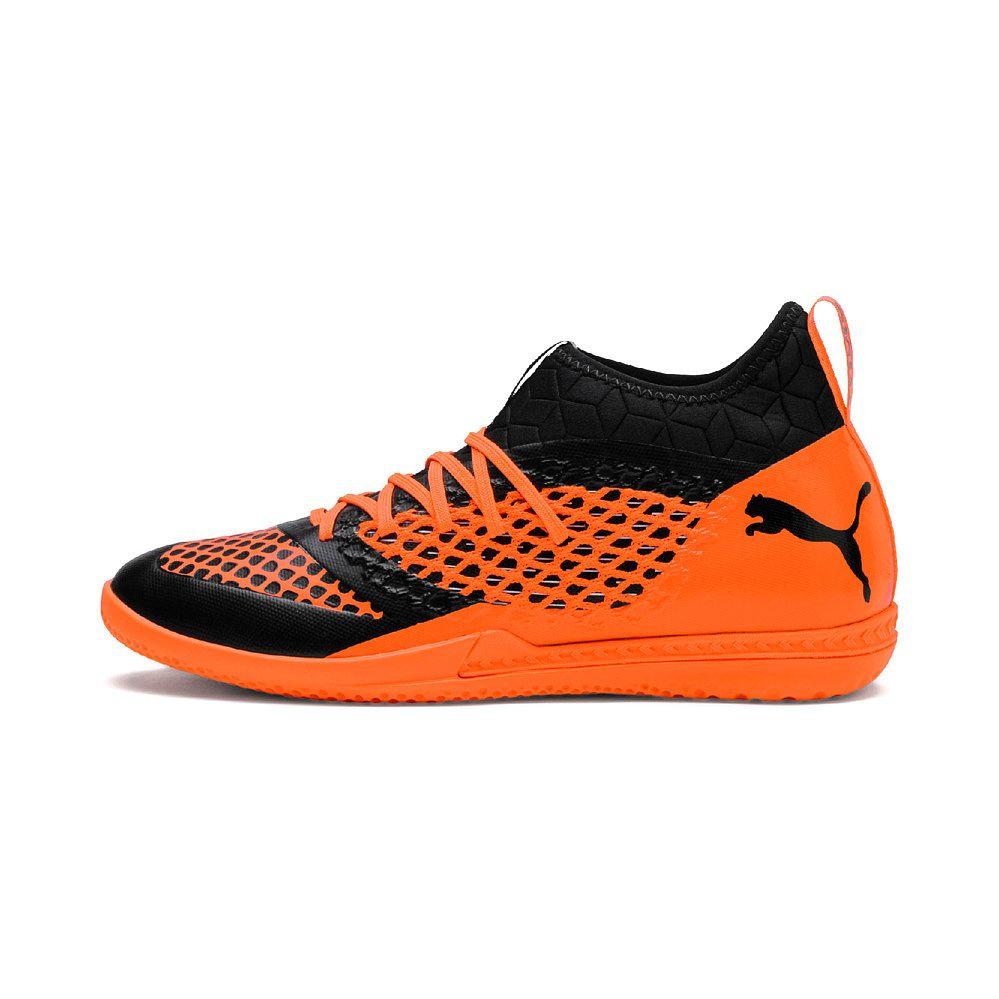 Football Shoes Men puma black