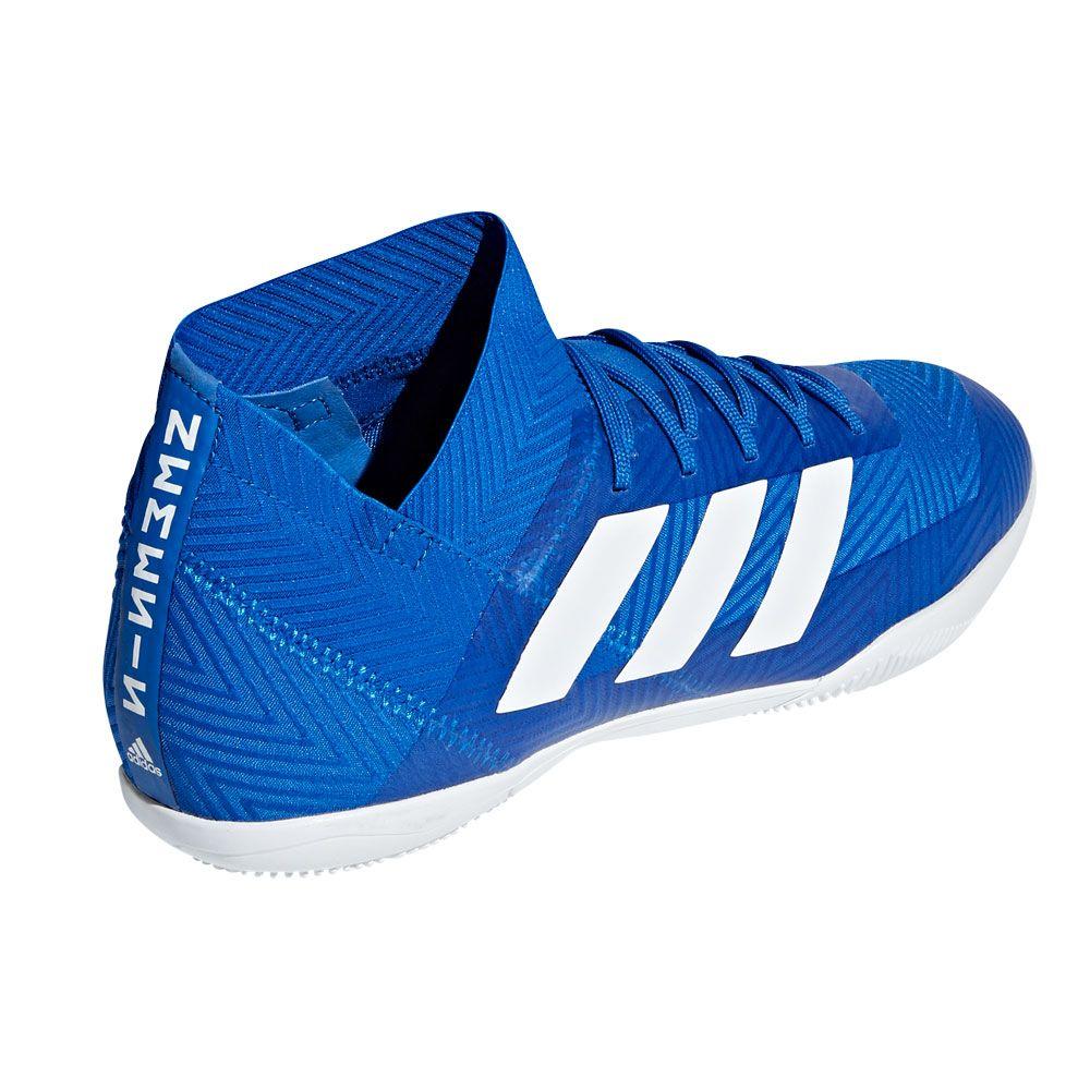 Schnelle Lieferung riesige Auswahl an gut adidas - Nemeziz Tango 18.3 IN football shoes men football blue
