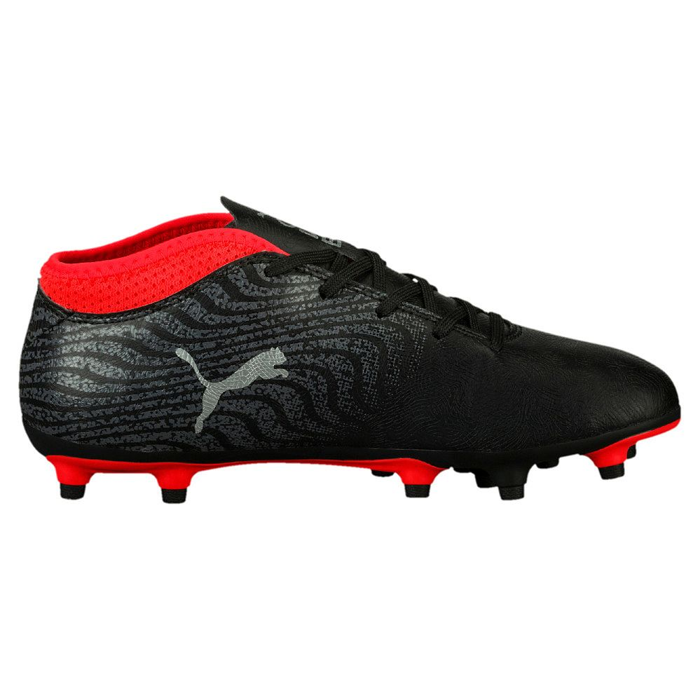 competitive price 90c67 9d319 One 18.4 FG JR Football Boots Kids puma black
