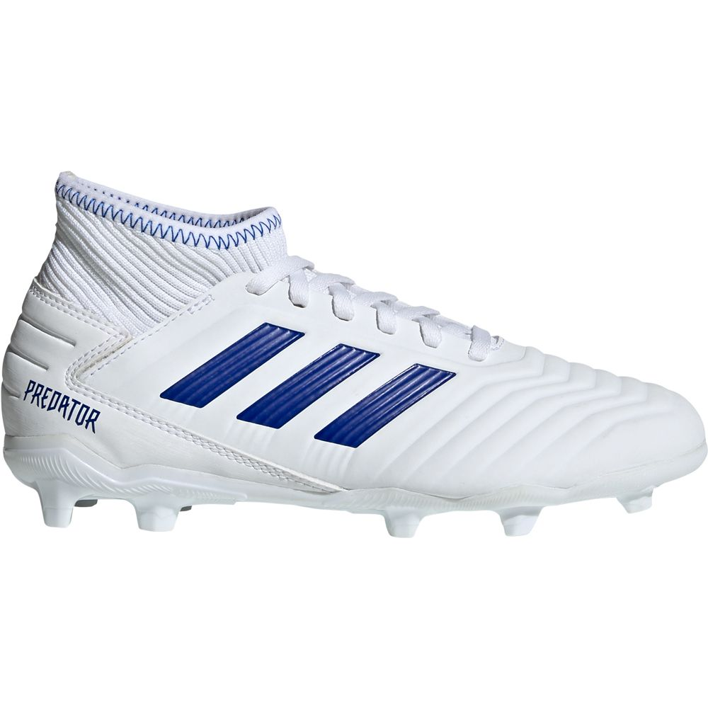 adidas Predator 19.3 FG Football Shoes Men footwear white bold blue