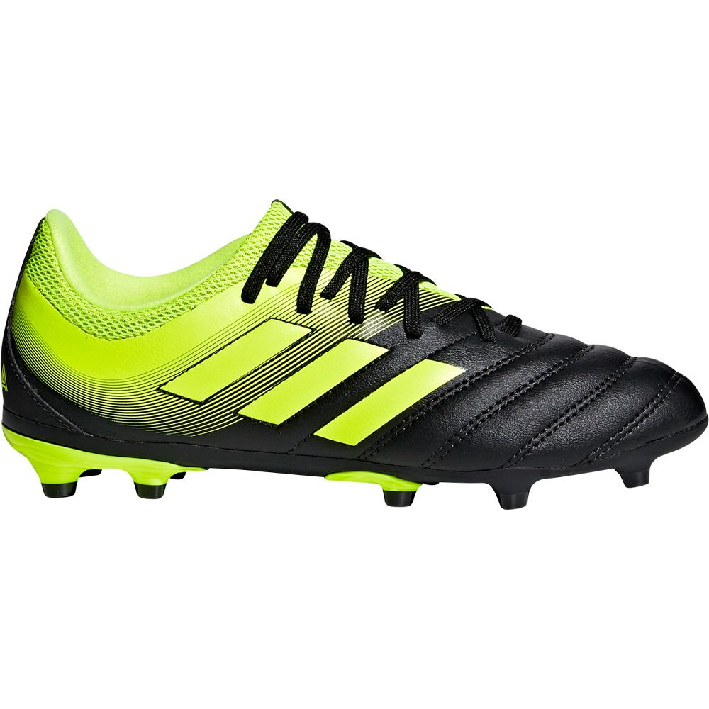 new arrivals 48822 5089b adidas Copa 19.3 FG Football Shoes Kids core black solar yellow