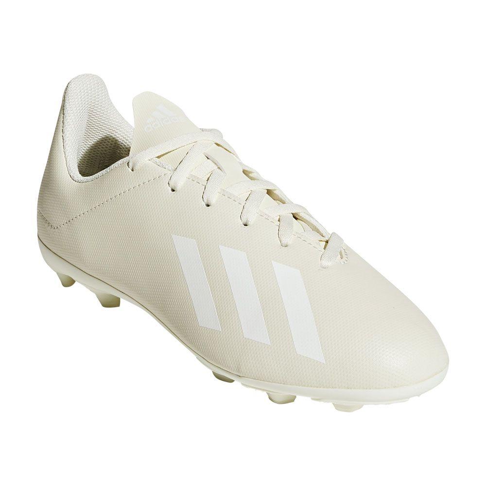 4250dcd56d2 adidas - X 18.4 FxG football shoes kids off white at Sport Bittl Shop