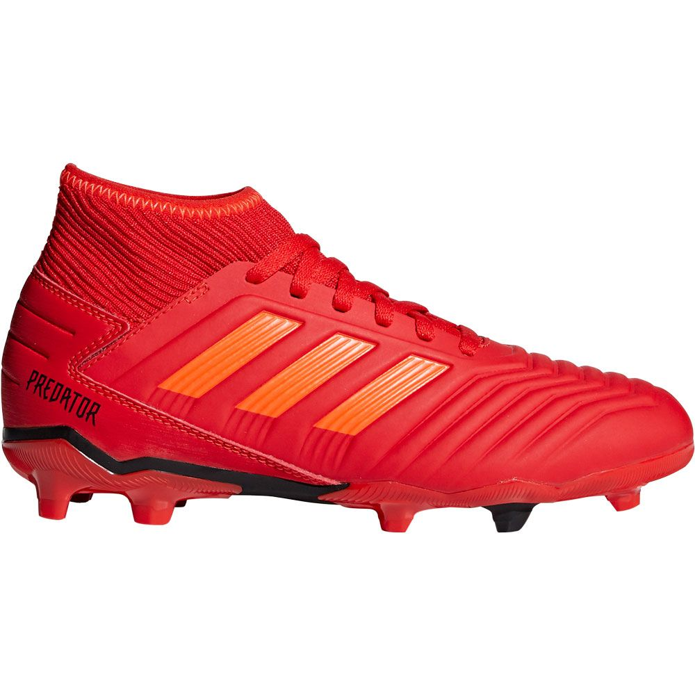 adidas - Predator 19.3 FG Football Shoes Kids active red ...