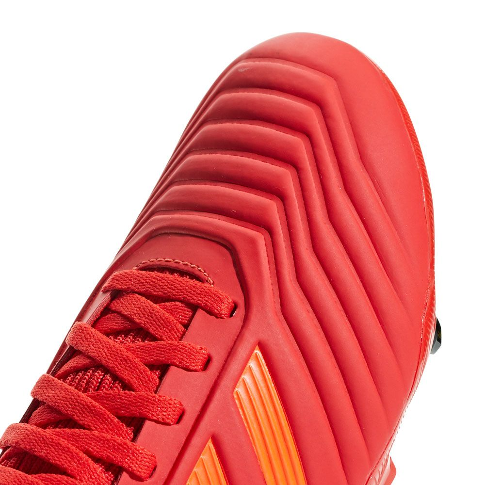 52b1fc94296 adidas - Predator 19.3 FG Football Shoes Kids active red solar red ...