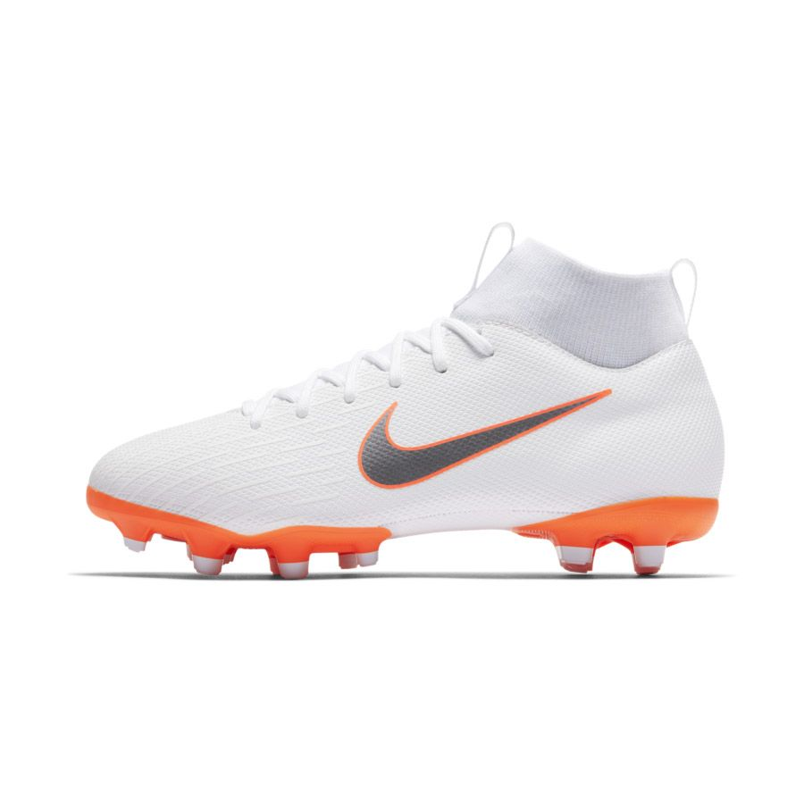 Nike - Jr. Superfly VI Academy MG Football Boots Kids white at Sport ... 6234fa246c6a5