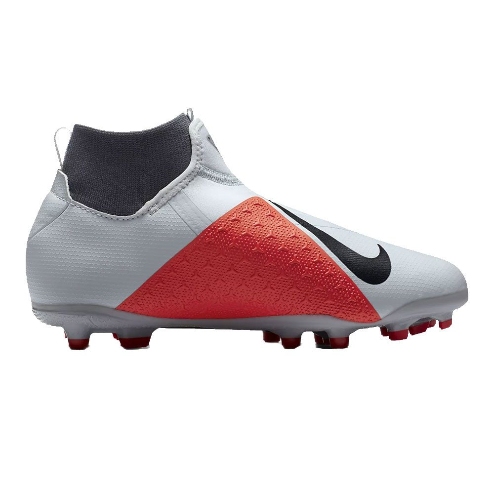 c2e31e004a69 Nike - Phantom Vision Academy DF MG football shoes kids grey at ...