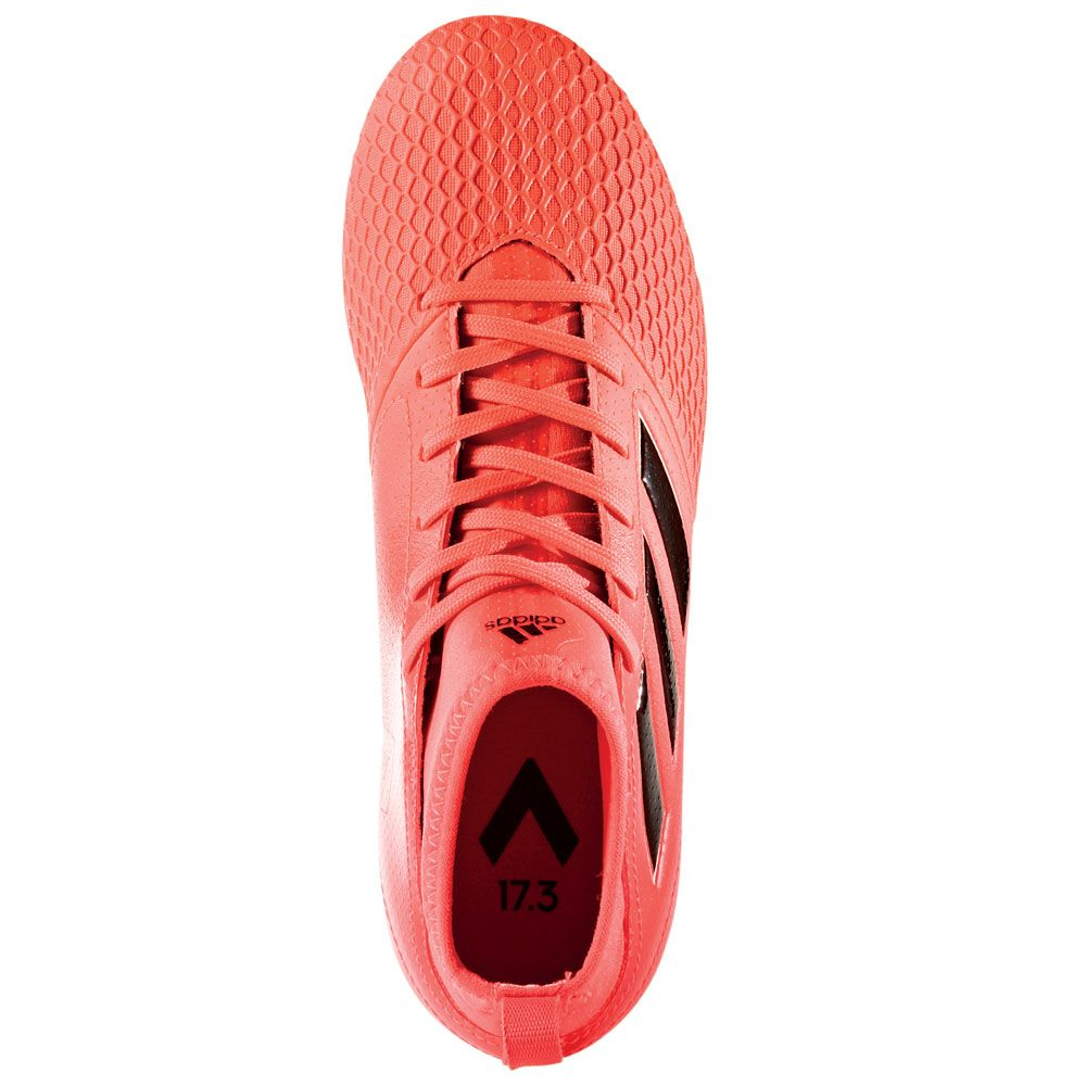 adidas Ace 17.3 FG football shoes kids solar red at Sport
