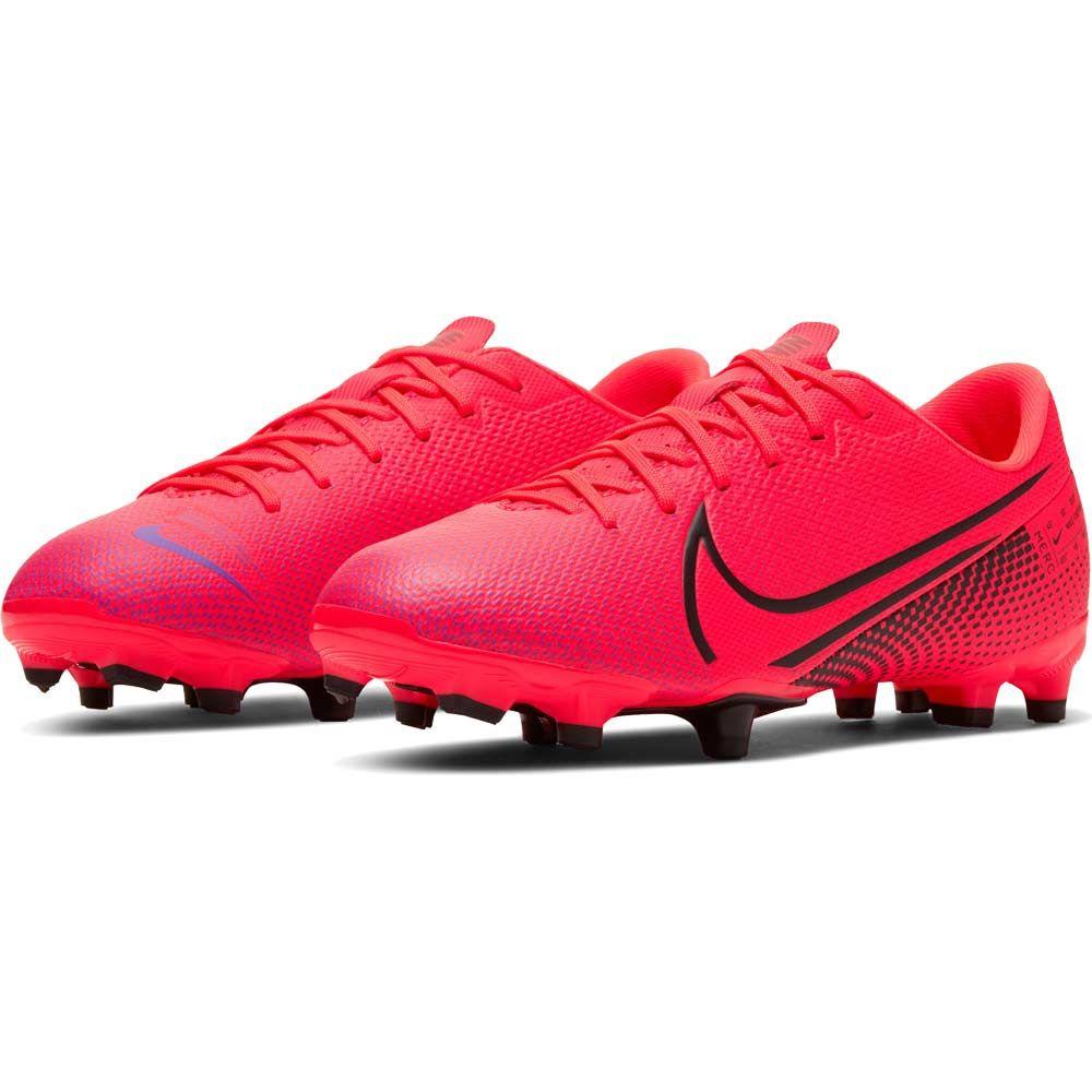 Vapor 13 Academy Jr. FG/MG Soccer Shoes