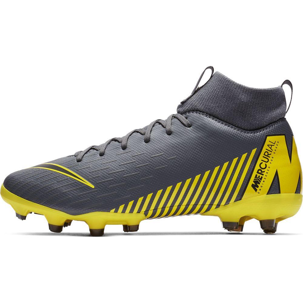 ede9cc4acf Nike - Jr. Superfly VI Academy MG Football Shoes Kids dark grey ...