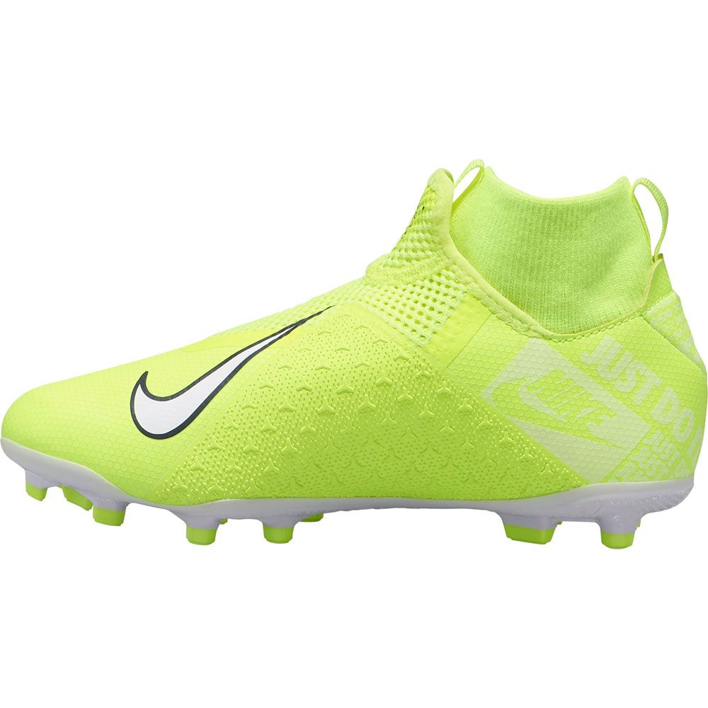 Drástico Opiáceo O después  Nike - Phantom Vision Academy Dynamic Fit MG Soccer Shoe Kids volt  white-volt at Sport Bittl Shop