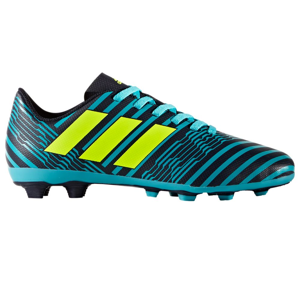 adidas Nemeziz 17.4 FxG football shoes kids legend ink at