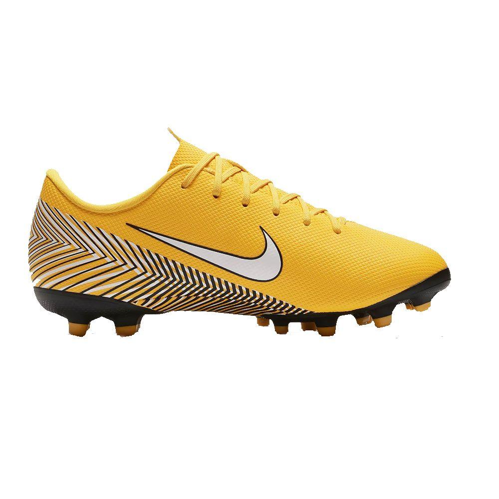 Nike Jr Mercurial Vapor Xii Academy Neymar Football Shoes Kids Yellow