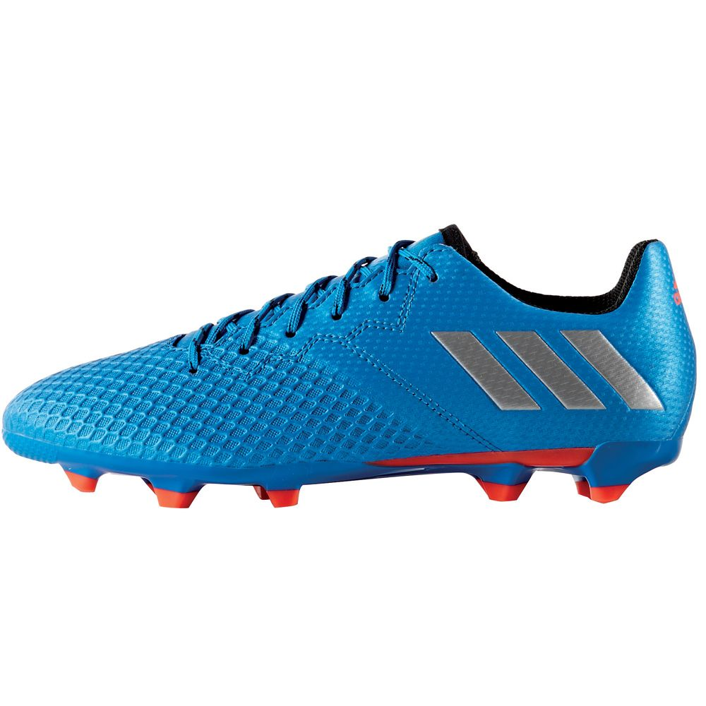 b935511f1 adidas - Messi 16.3 FG kids shock blue at Sport Bittl Shop