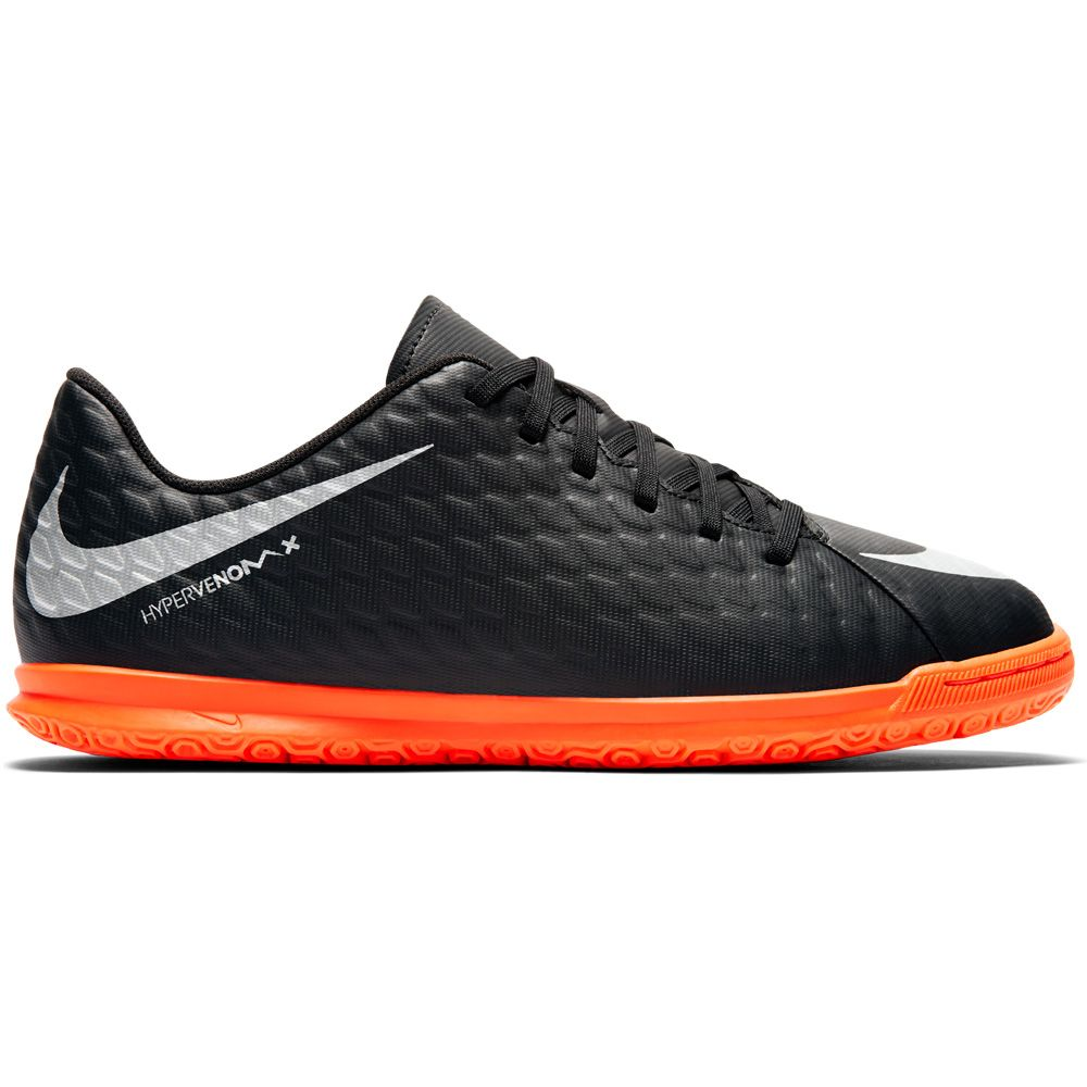 new york 25876 ed300 Nike - Hypervenom X Phade III IC kids black at Sport Bittl Shop