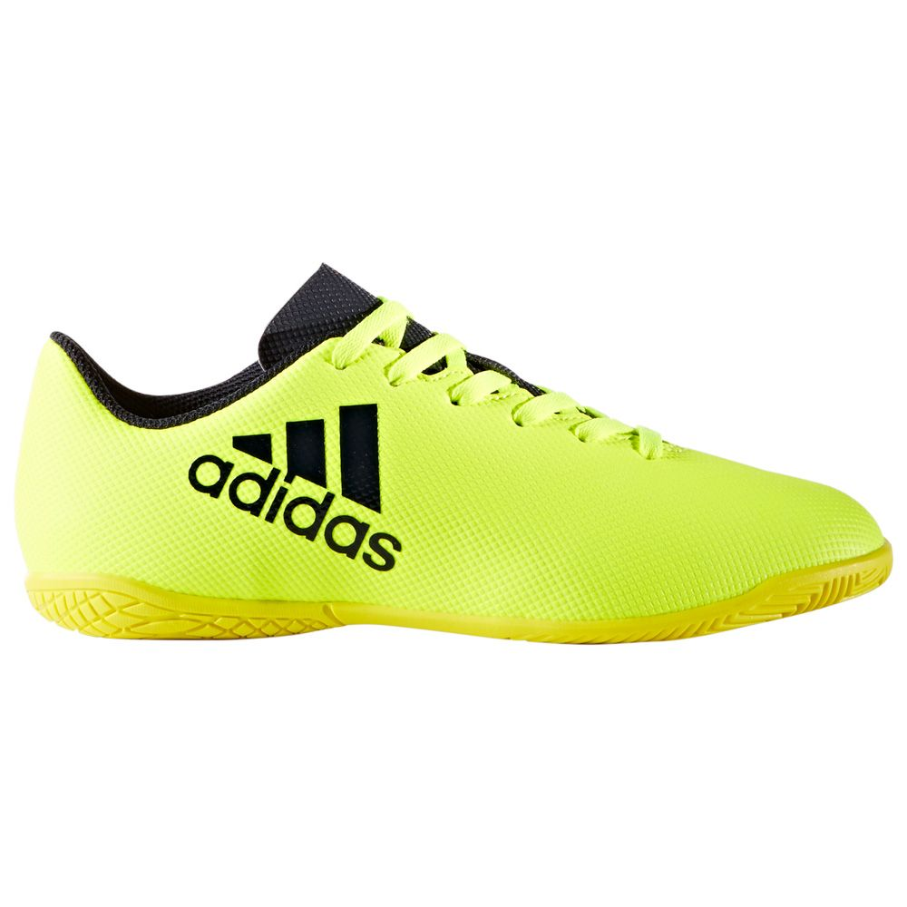 adidas X 17.4 IN football shoes kids yellow at Sport Bittl