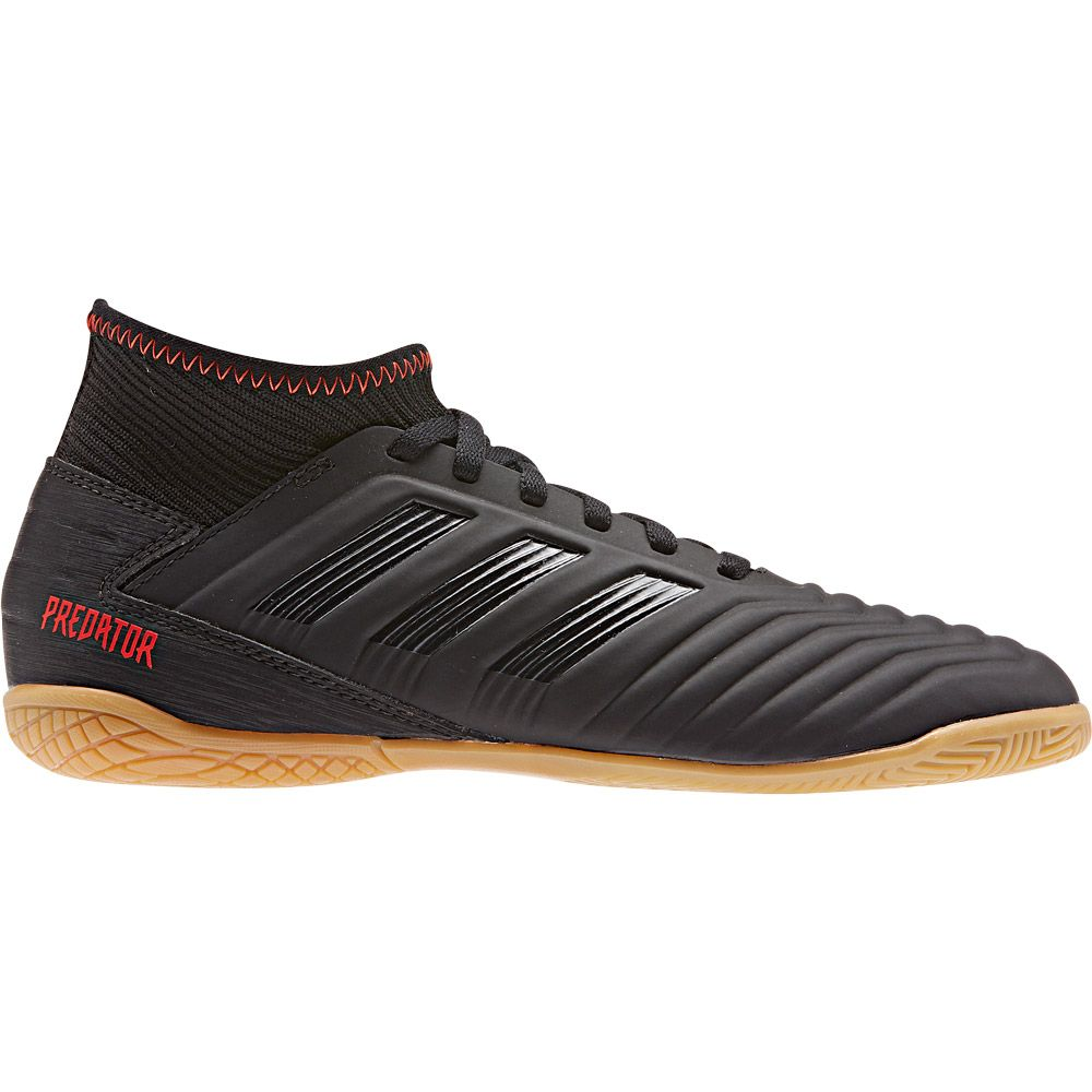 new arrival 41ebe 82a9c adidas Predator Tango 19.3 IN Football Shoes Kids core black active red
