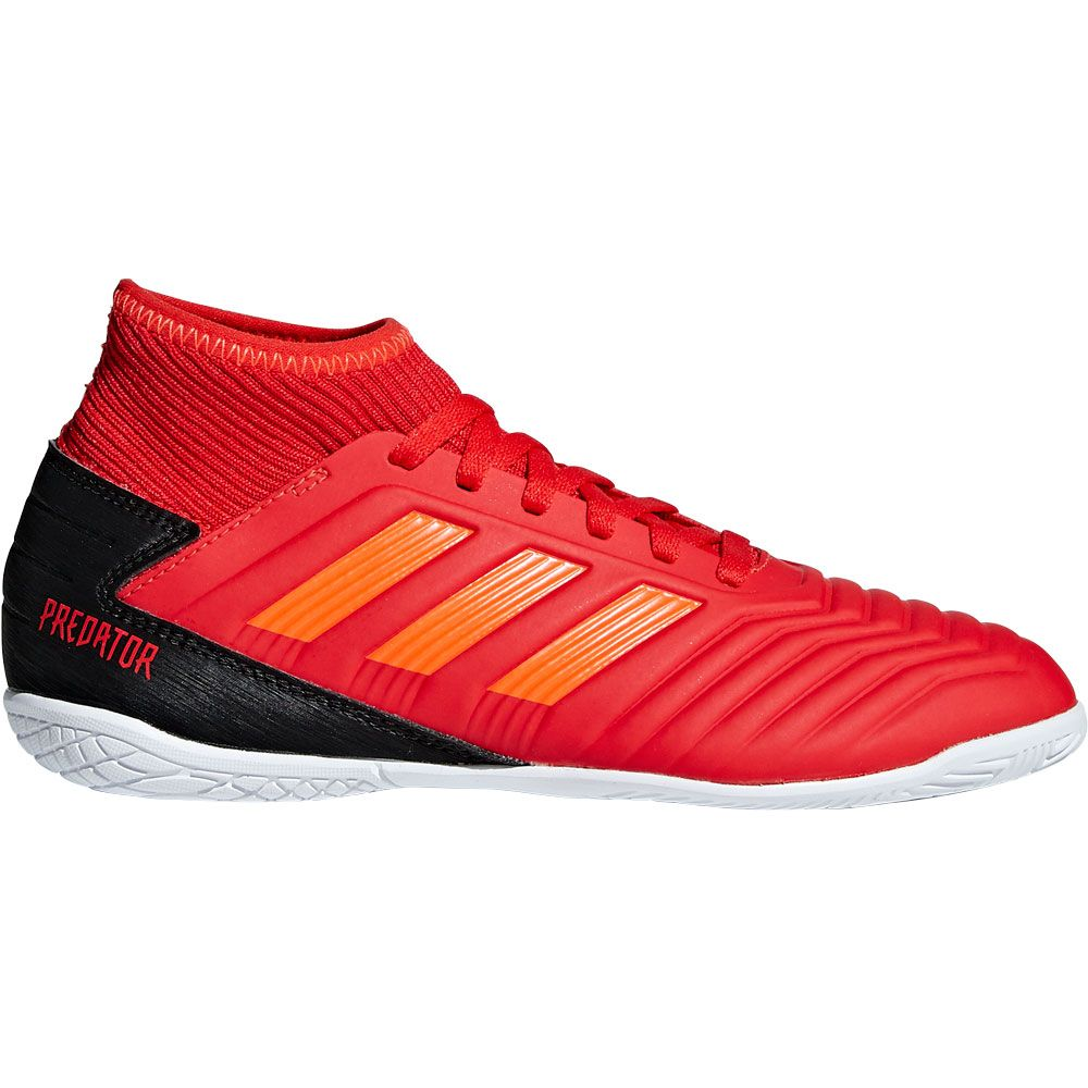 adidas Predator Tango 19.3 IN Fußballschuhe Kinder active redsolar redcore black