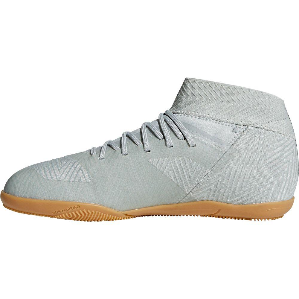 c1484eebe86 adidas - Nemeziz Tango 18.3 IN Football Shoes Kids ash silver white ...