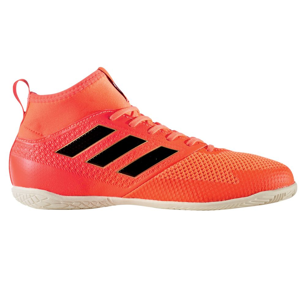 adidas Ace Tango 17.3 IN football shoes kids solar red at