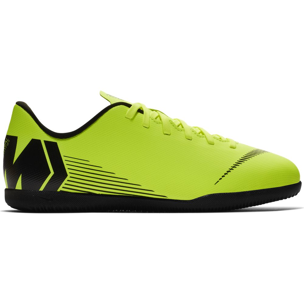 Nike JR Mercurial VaporX 12 Academy GS IC Soccer Shoes