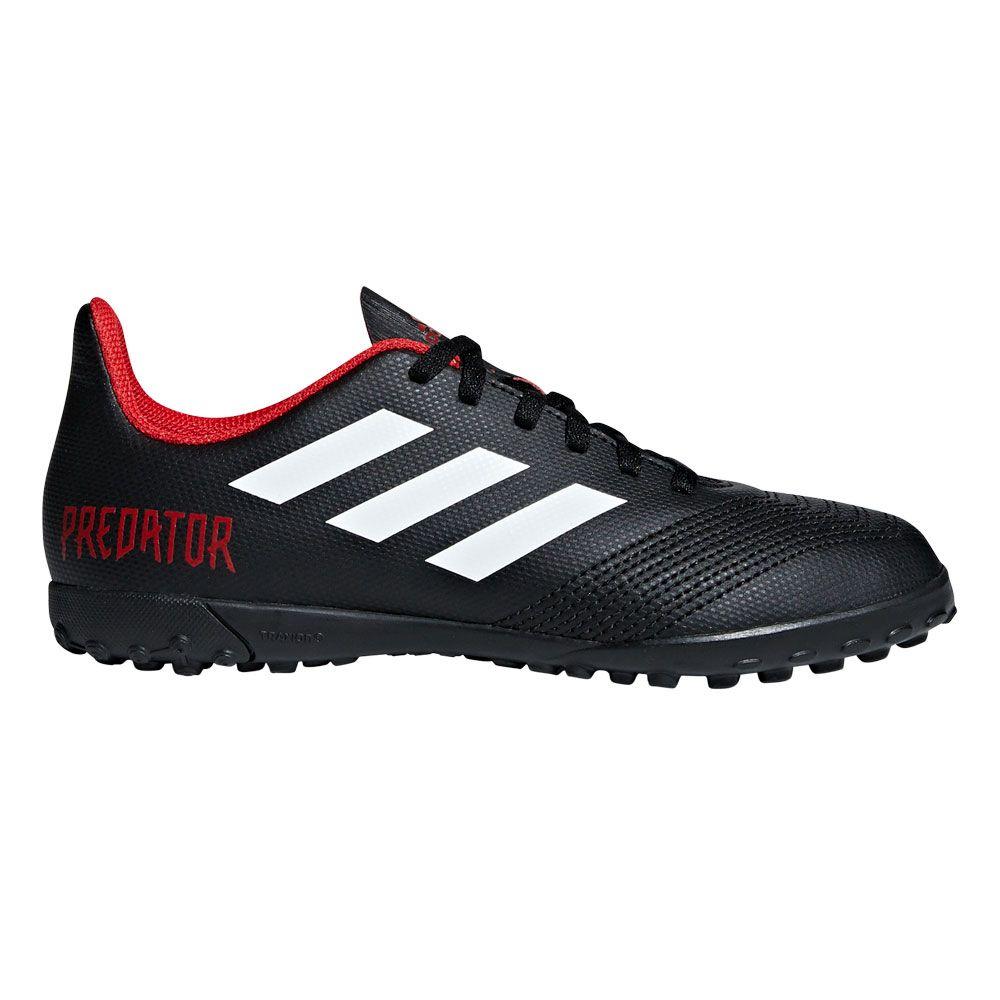 adidas - Predator Tango 18.4 TF Fußballschuhe Kinder core black