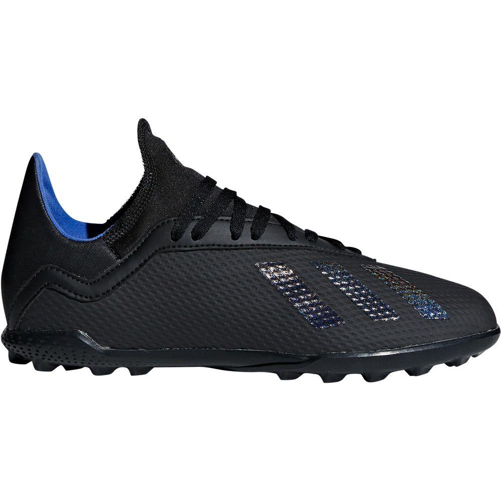 pretty nice 35af6 3c378 adidas - X Tango 18.3 TF Football Shoes Kids core black bold blue