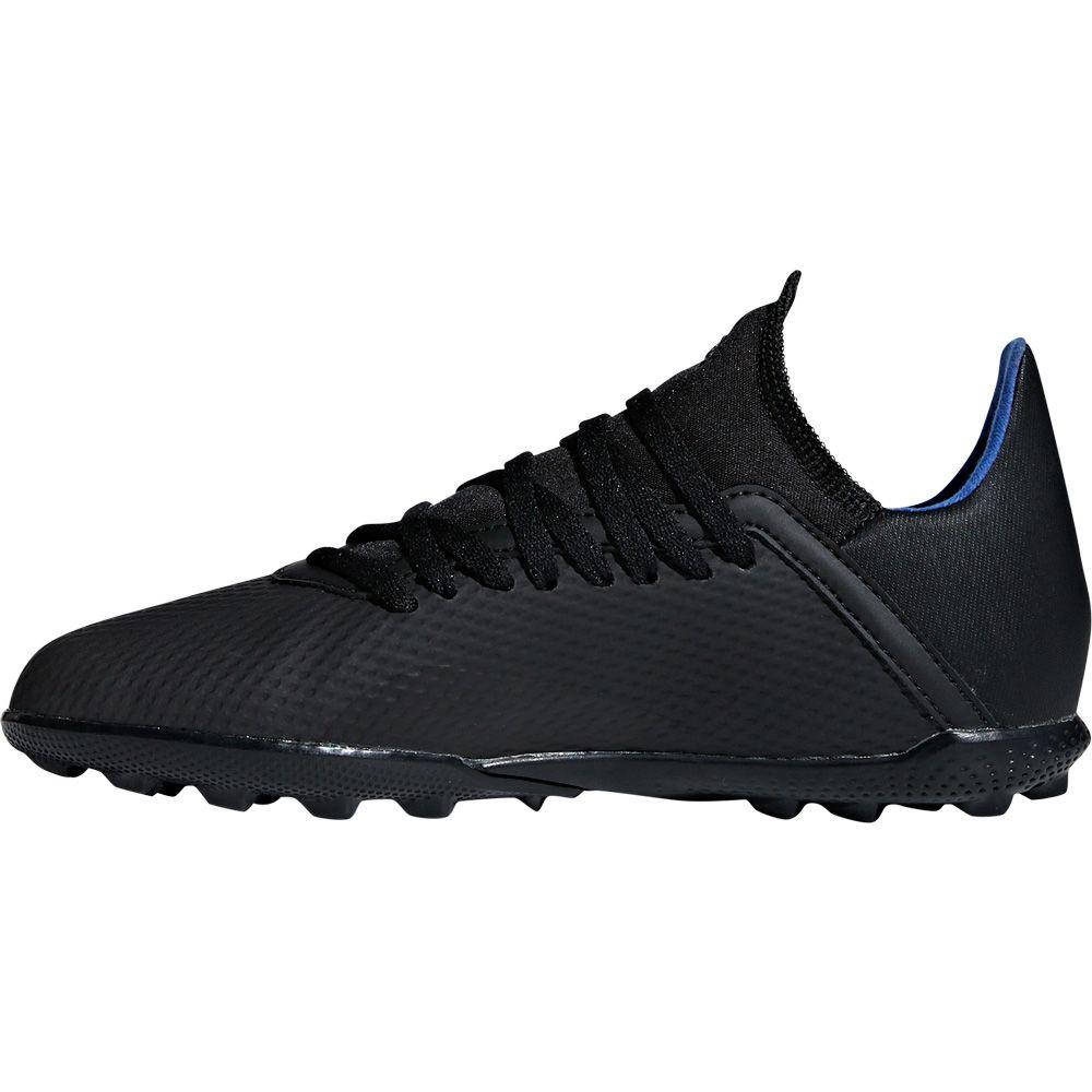 Estadísticas voluntario desconectado  adidas - X Tango 18.3 TF Football Shoes Kids core black bold blue ...