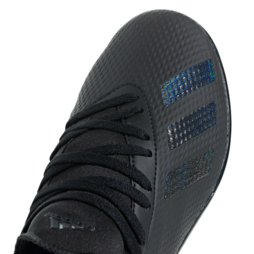adidas X Tango 18.3 TF Fußballschuhe Kinder core black bold blue