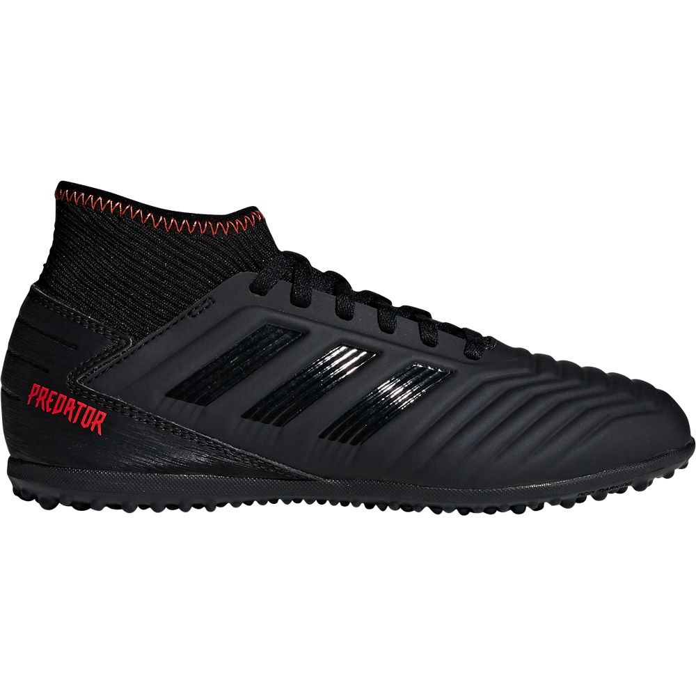 classic style best selling sneakers for cheap adidas - Predator Tango 19.3 TF Football Shoes Kids core black active red