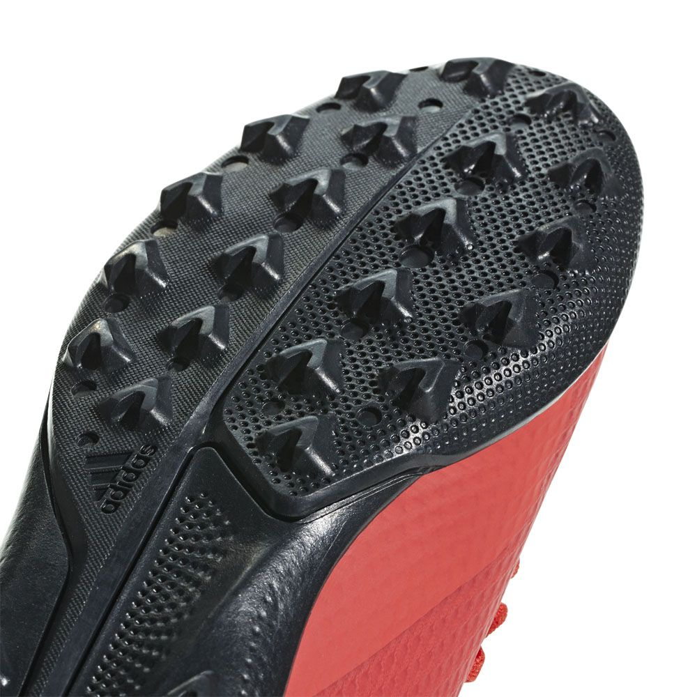 adidas X Tango 18.3 TF Football Shoes Kids core black bold blue