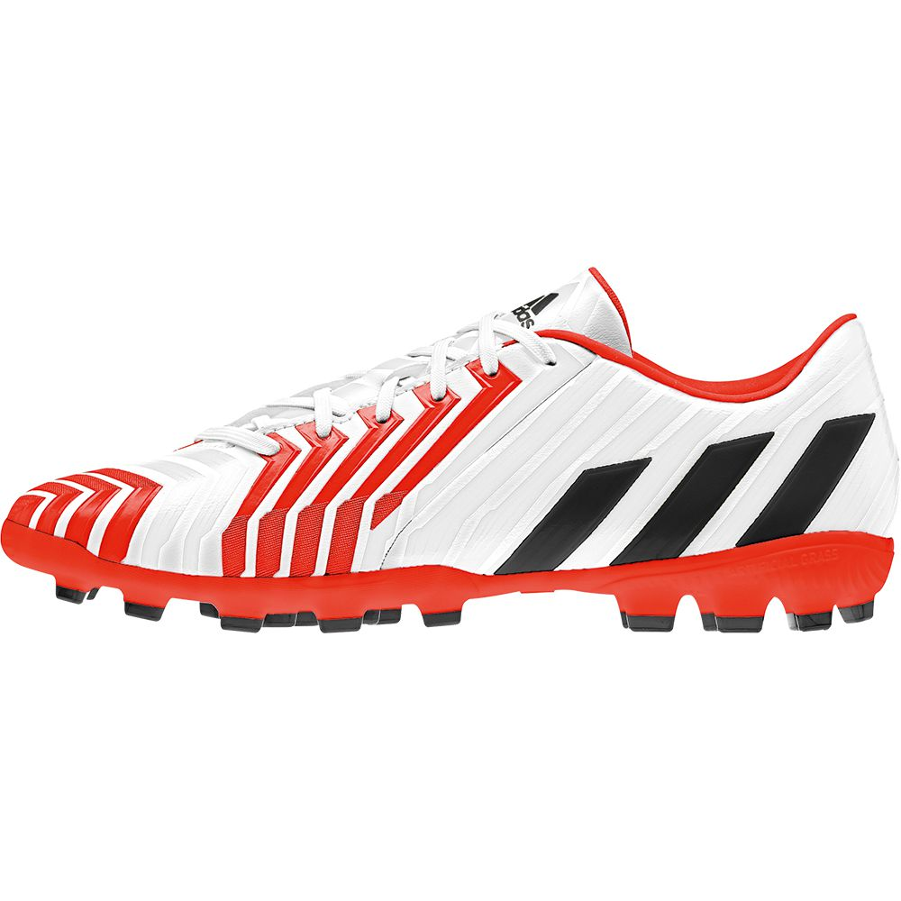 Alojamiento Niño estoy sediento  adidas - P Absolado Instinct AG football shoes men white solar red at Sport  Bittl Shop