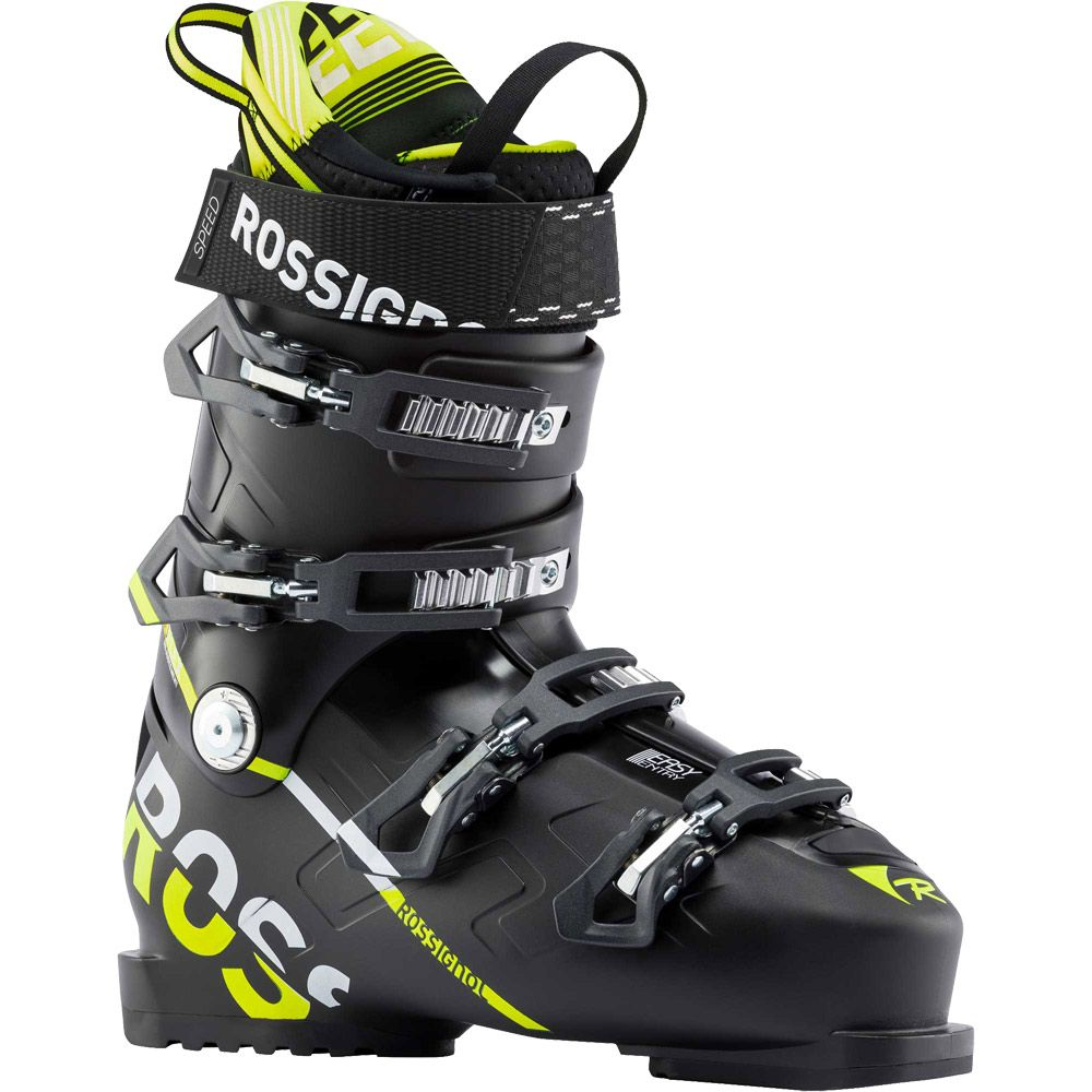 Rossignol Speed 100 Men black yellow