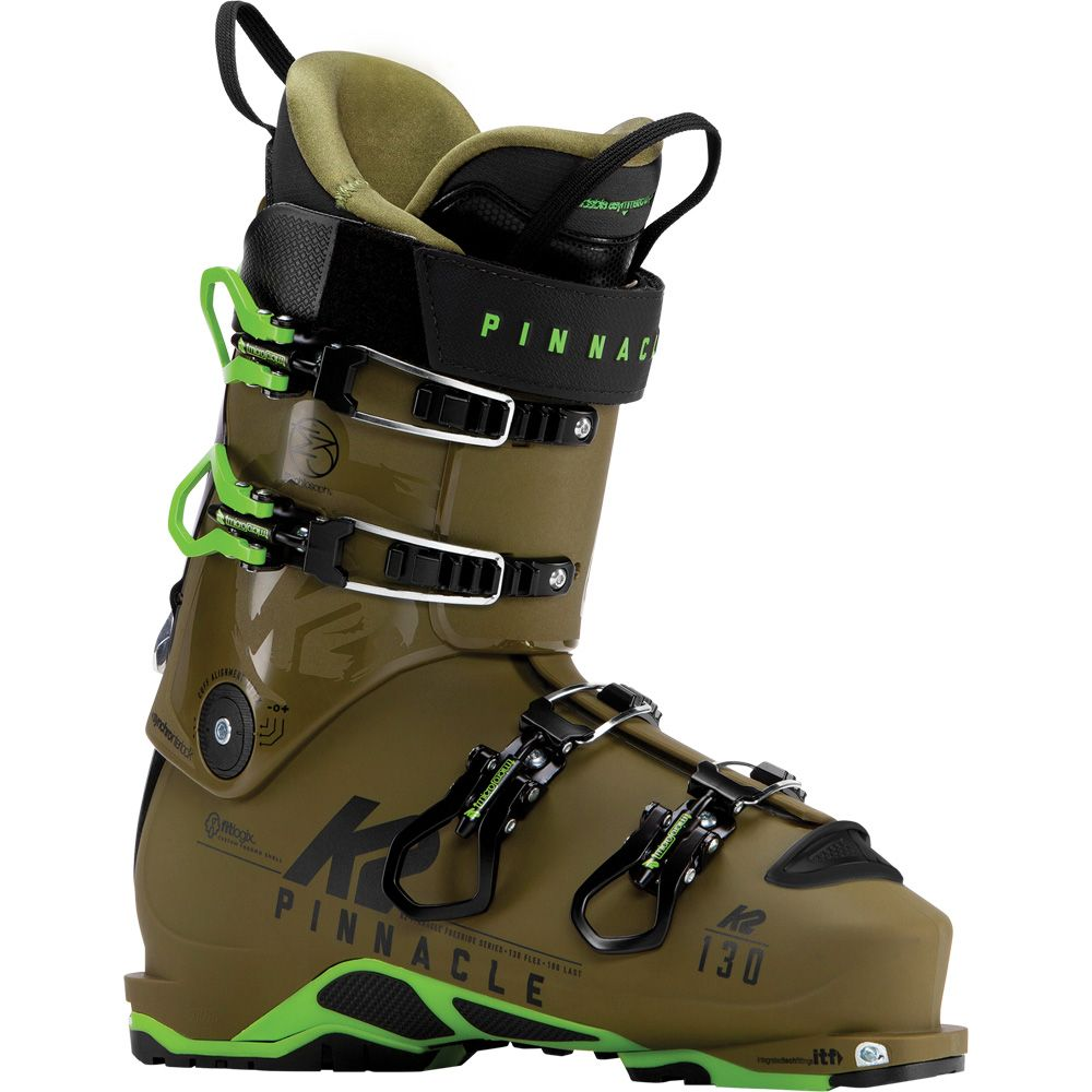 K2 Pinnacle 130 Men brown green at Sport Bittl Shop