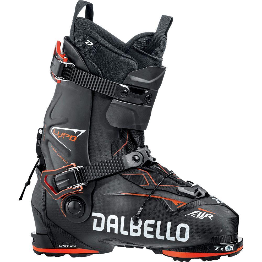 Dalbello Lupo Air 130 black red