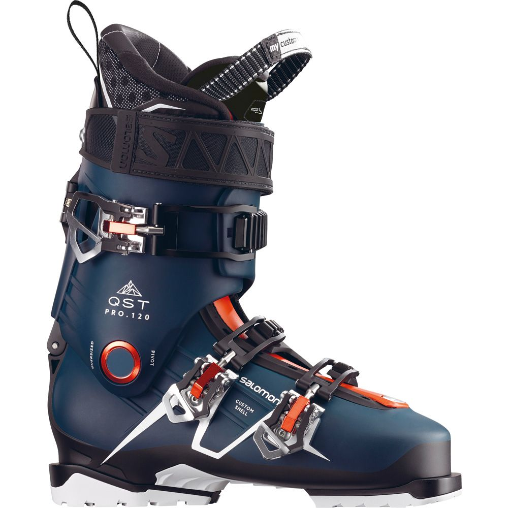 Salomon Qst Pro 120 100mm Herren petrol blue at Sport