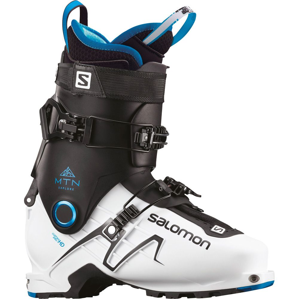Salomon MTN Explore 100 Men white black at Sport Bittl Shop
