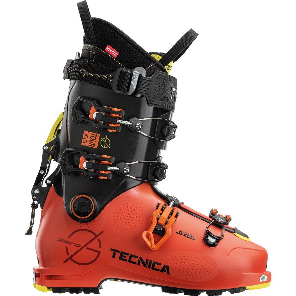 Tecnica Skischuh Zero G Tour Pro Men orange black