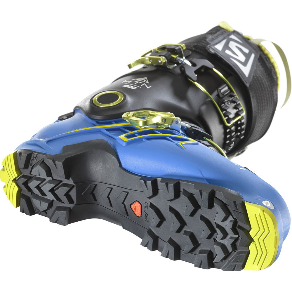 Salomon MTN Lab Herren black blue at Sport Bittl Shop