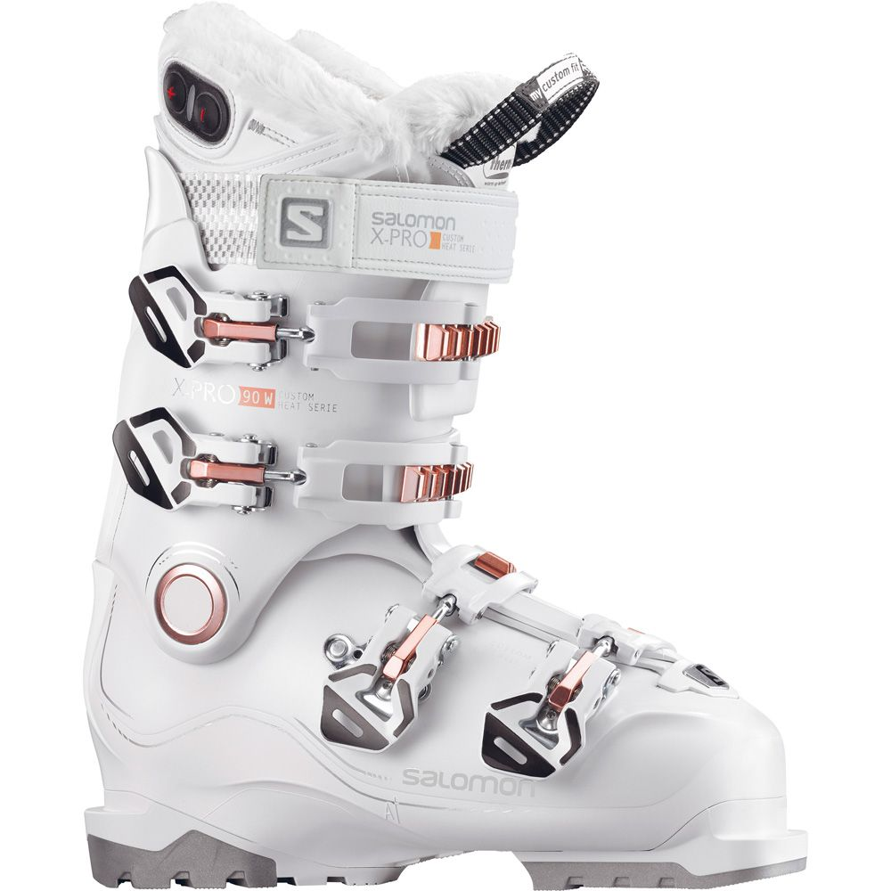 Salomon X Pro 100 Custom Heat Women white at Sport Bittl Shop