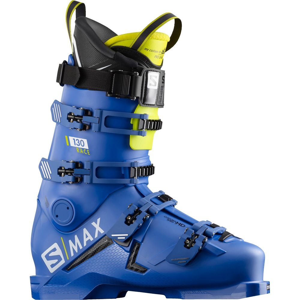 Salomon SMax 130 Men race blue at Sport Bittl Shop