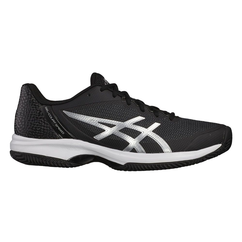 ASICS Gel Court Speed Clay Tennisschuhe Herren schwarz