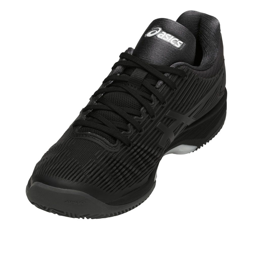 ASICS - Solution Speed FF Clay Tennis Shoes Women black ...