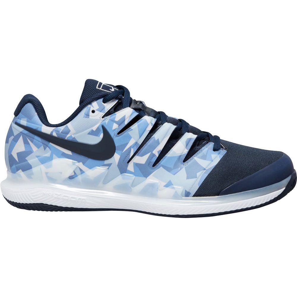 Nike Court Air Zoom Vapor X Tennisschuhe Herren royal