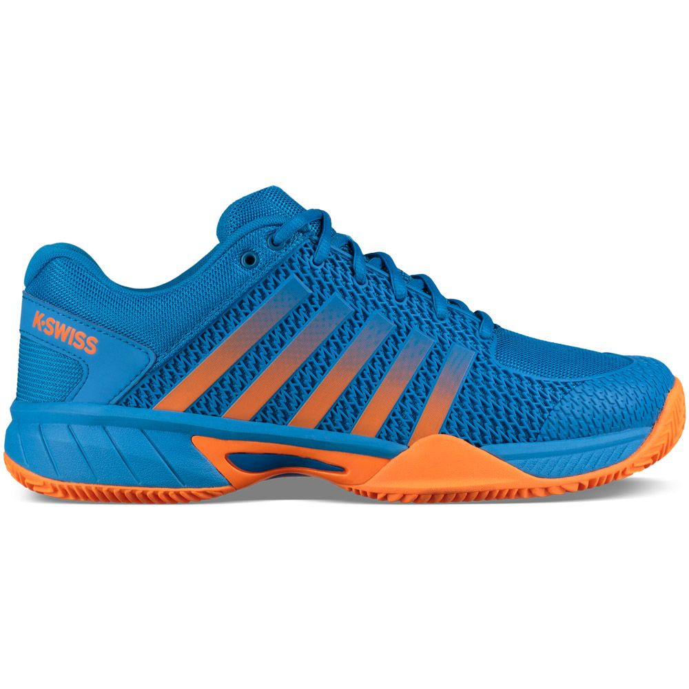 70c89efacbb52 K-Swiss - Express Light HB Tennis Shoes Men brillant blue neon ...