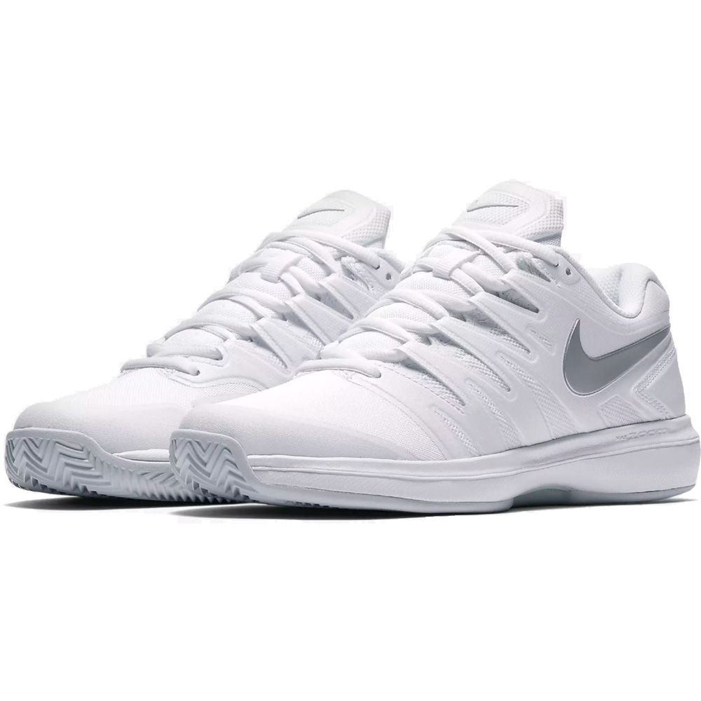 promo codes fast delivery outlet on sale Nike - Air Zoom Prestige Clay Tennisschuhe Damen white pure ...
