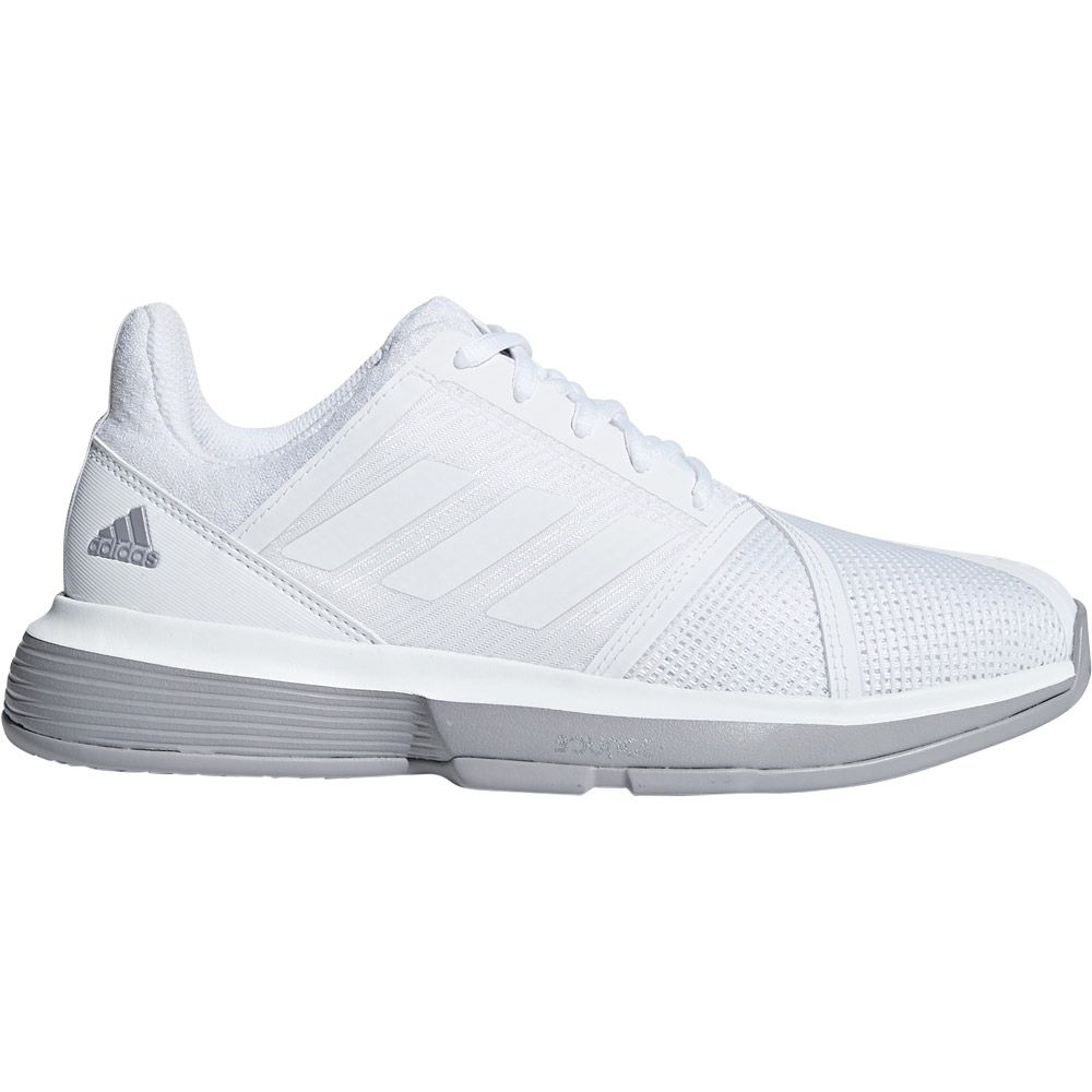 adidas - CourtJam Bounce Tennis Shoes Women footwear white light granite